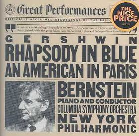 Rhapsody In Blue - Various Artists (CD)