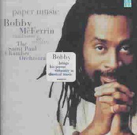 Bobby McFerrin - Paper Music (CD)