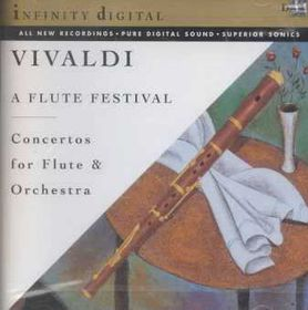 Flute Festival - Various Artists (CD)