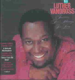 Luther Vandross - Forever, For Always, For Love (CD)