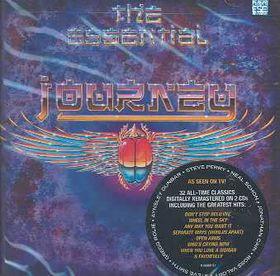 Journey - Essential Journey (CD)