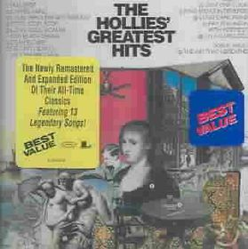 Hollies Greatest Hits - (Import CD)