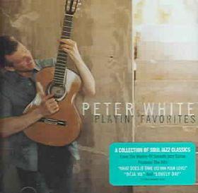 White Peter - Playin' Favorites (CD)