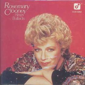 Clooney, Rosemary - Sings Ballads (CD)