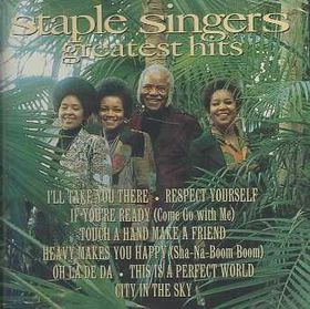 Staple Singers - Greatest Hits (CD)