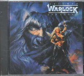 Warlock - Triumph & Agony (CD)