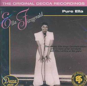 Ella Fitzgerald - Pure Ella (CD)
