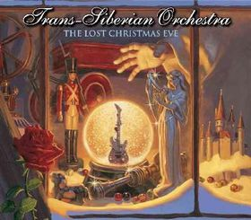 Trans - Siberian Orchestra - The Lost Christmas Eve (CD)