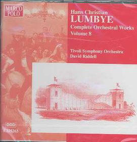 Lumbye: Orchestral Works Vol 8 - (Import CD)
