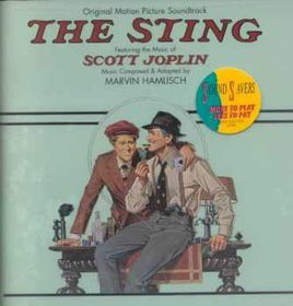 Sting The - OST Various - OST - The Sting (CD)