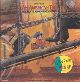Original Soundtrack - An American Tail (CD)