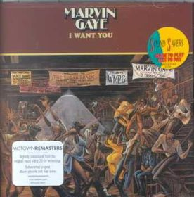 Marvin Gaye - I Want You - Remastered (CD)