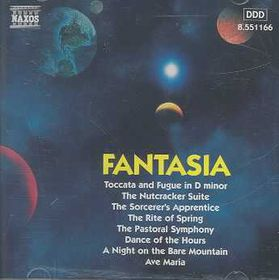 Fantasia - Music Of - Fantasia (Disney Film) - (CD)