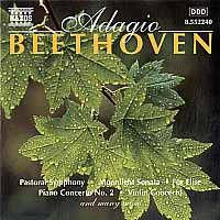 Adagio Beethoven - Various Artists (CD)