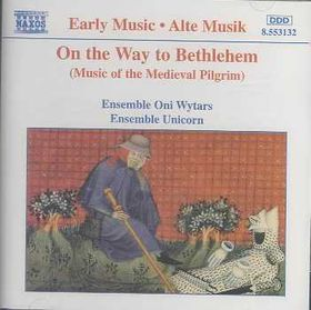 Early Music - On The Way To Bethlehem - Various Artists (CD)