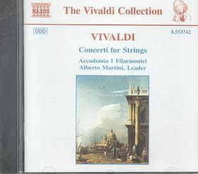 Vivaldi:Concerti for Strings - (Import CD)