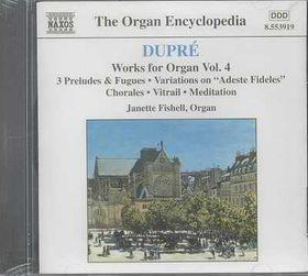 Fishell - Organ Works - Vol.2 (CD)