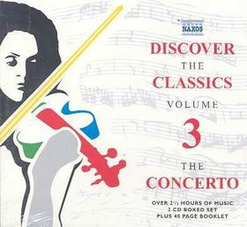 Discover The Classics Iii - Various Artists (CD)