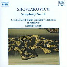 Shostakovich:Symphony No 10 - (Import CD)