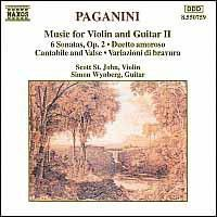 Paganini:Music for Violin and Guitar - (Import CD)