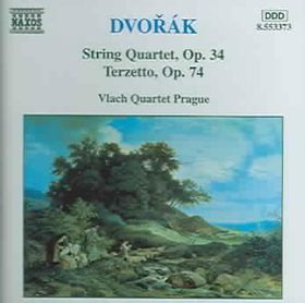 Vlach Quartet Prague - String Quartet Op. 34 (CD)