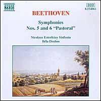 "Esterhazy, Nicolaus / Sinfonia & Chorus - Symphonies Nos. 5 & 6 ""Pastoral"" (CD)"