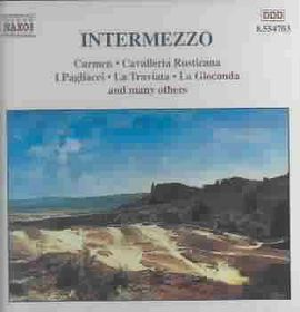 Intermezzo - Various Artists (CD)