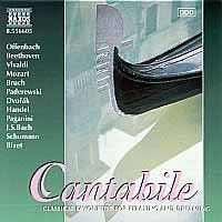 Cantabile - Vol.5 - Various Artists (CD)