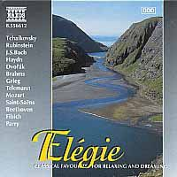 Elegie - Vol.12 - Various Artists (CD)