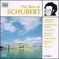 Best Of Schubert - Various Artists (CD)