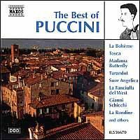 Best Of Puccini - Various Artists (CD)