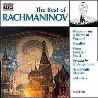 Best Of Rachmaninov - Various Artists (CD)