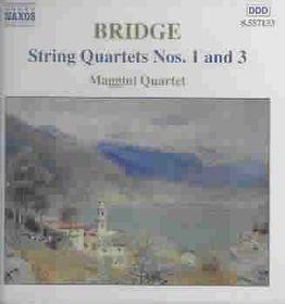 Maggini String Quartet - String Quartets Nos.1&3 (CD)