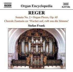 Stefan Frank - Organ Works - Vol.5 (CD)