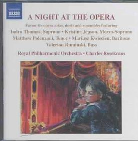 Soloists/rpo/rosekrans - Opera: The Next Generation (CD)