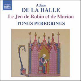 De La Halle Adam - Le Jeu De Robin Et De Marion (CD)