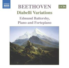 Battersby, Edmund - Diabelli Variations (CD)