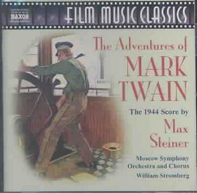 The Adventures Of Mark Twain - Various Artists (CD)