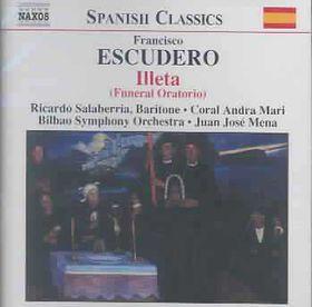 Bilbao Symphony Orchestra - Illeta (CD)