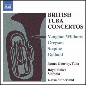 British Tuba Concertos - Various Artists (CD)