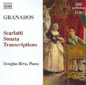 Granados - Piano Pieces (CD)