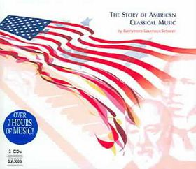The History Of American Classical Music - Various Artists (CD)
