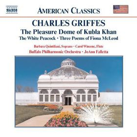 Buffalo Philharmonic Orchestra - Pleasure Dome Of Kubla Khan (CD)