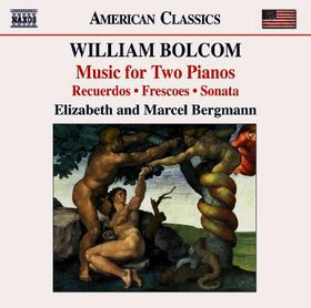 Bolcom - Works For 2 Pianos (CD)