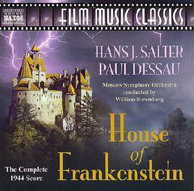 Salter:House of Frankenstein - (Import CD)