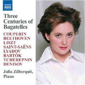 Three Centuries Of Bagatelles - Various Artists (CD)
