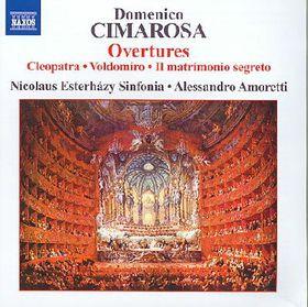Cimarosa - Overtures - Vol.1 (CD)