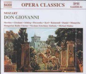 Halasz Don Giovanni - Skovhus, Esterhazy - Don Giovanni (CD)