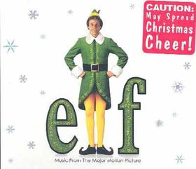 Elf (OST) - (Import CD)