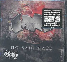 No Said Date - (Import CD)